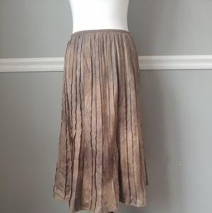 Amazing Nic & Zoe skirt size 4